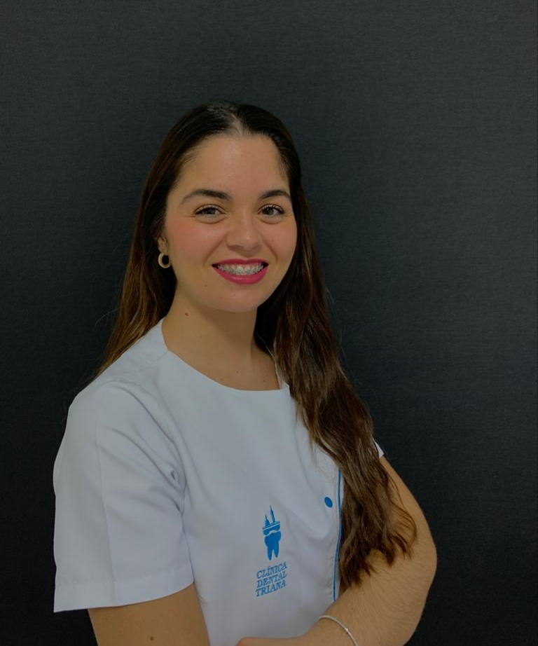 Nerea Guerra Herrera Higienista dental Clinica Dental Triana Sevilla